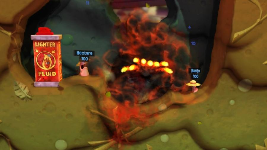 Worms Revolution Screenshot 6