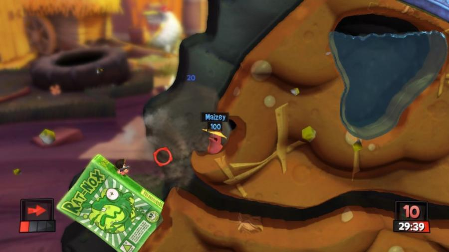 Worms Revolution Screenshot 8