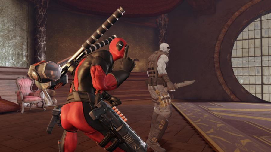 Deadpool Screenshot 6
