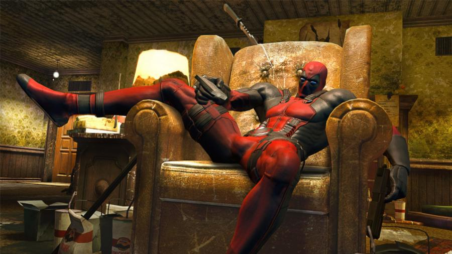 Deadpool Screenshot 3