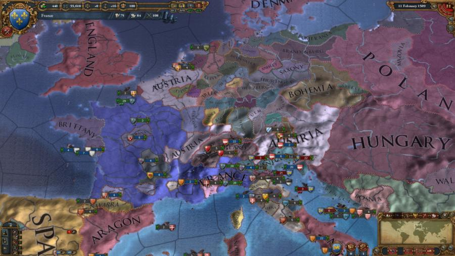 Europa Universalis IV - Digital Extreme Edition Screenshot 6