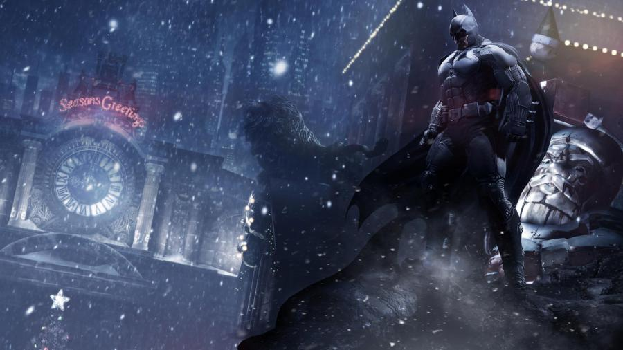 Batman Arkham Origins Screenshot 7