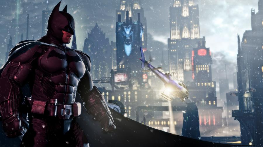Batman Arkham Origins Screenshot 9