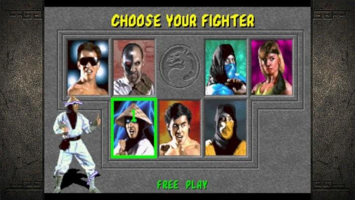Mortal Kombat Kollection Screenshot 1