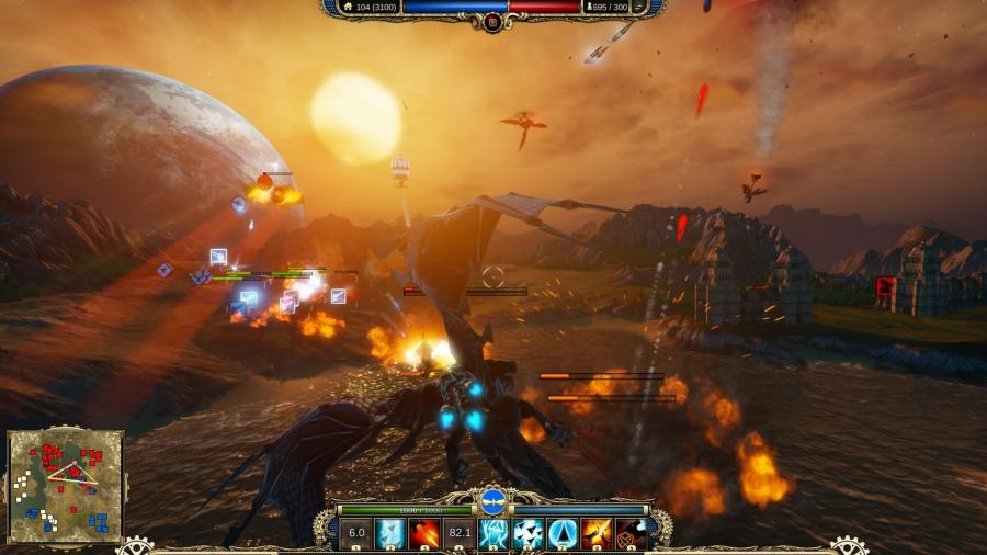 Divinity: Dragon Commander Screenshot 1