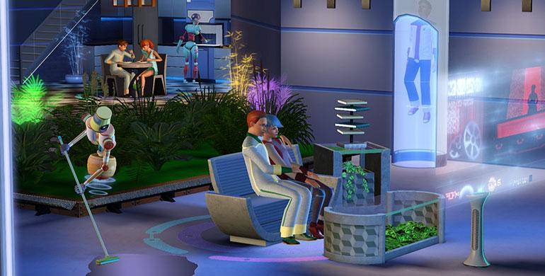Die Sims 3 - Into the Future (Addon) Screenshot 3