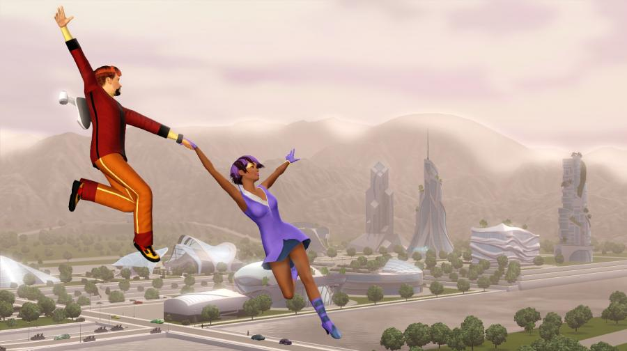 Die Sims 3 - Into the Future (Addon) Screenshot 6