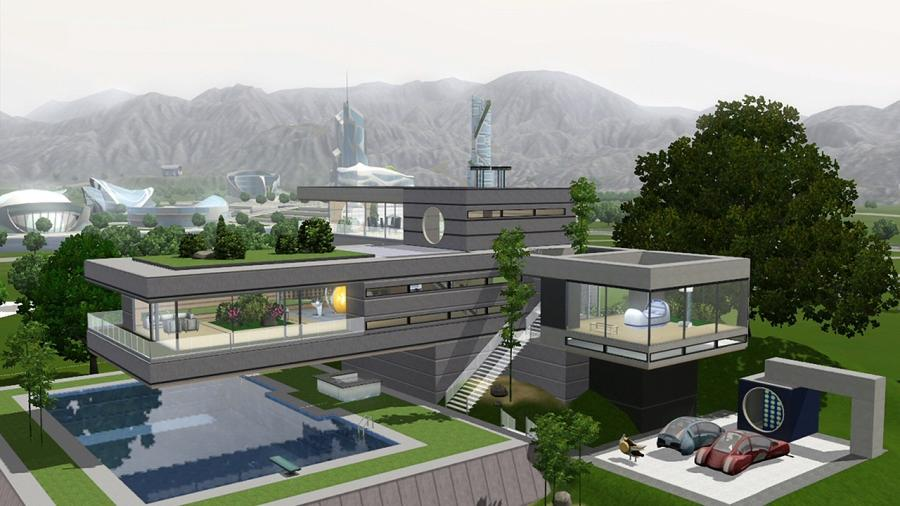 Die Sims 3 - Into the Future (Addon) Screenshot 4