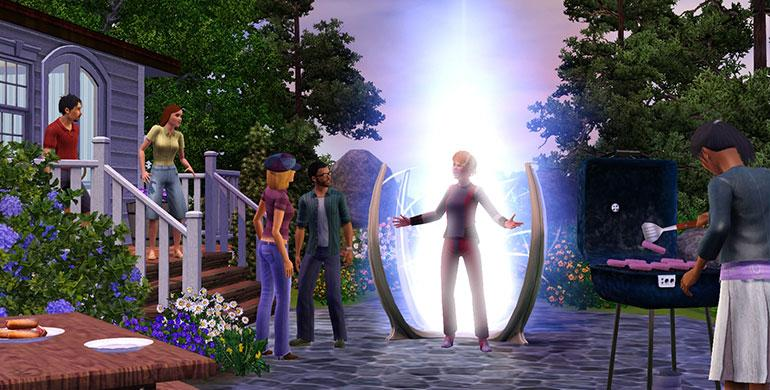 Die Sims 3 - Into the Future (Addon) Screenshot 2