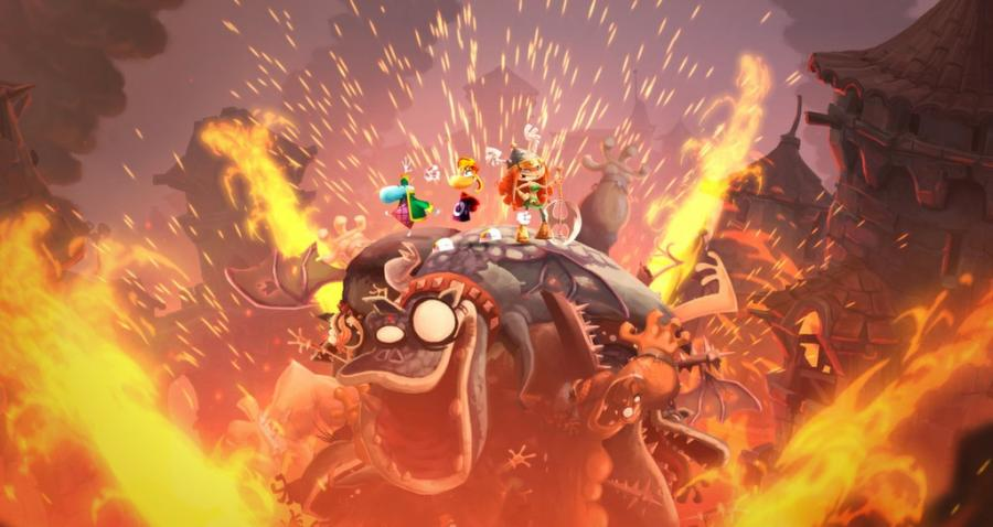 Rayman Legends Screenshot 8