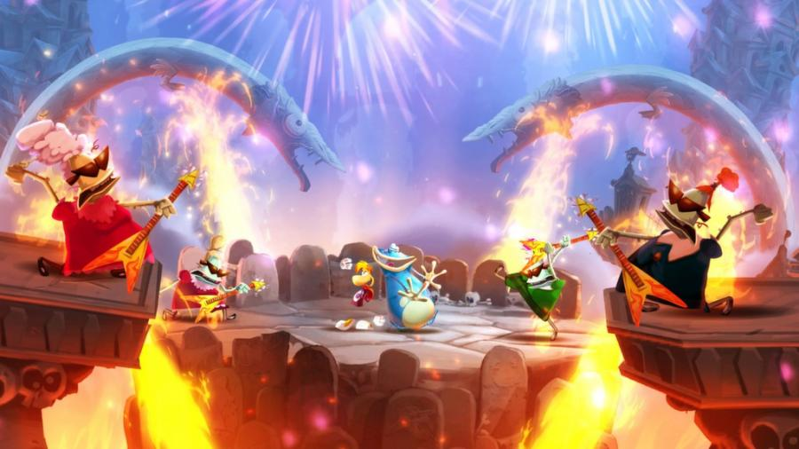 Rayman Legends Screenshot 5