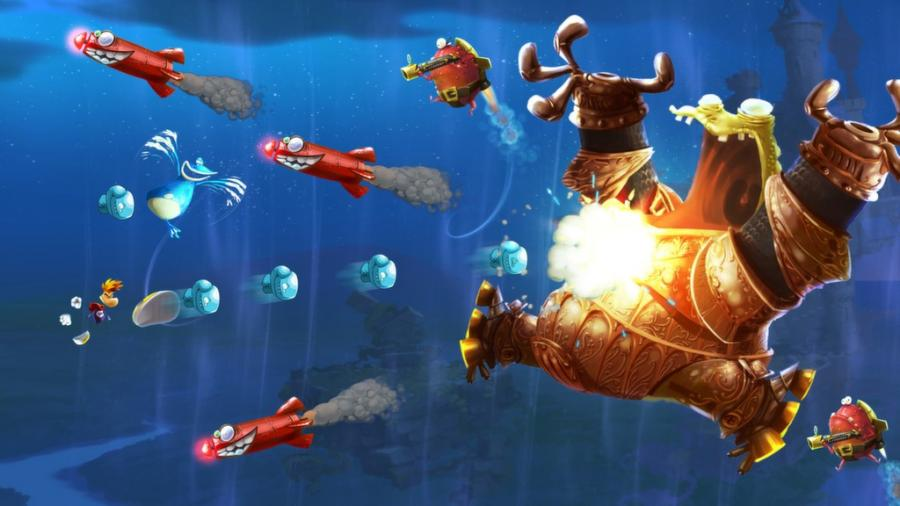 Rayman Legends Screenshot 6