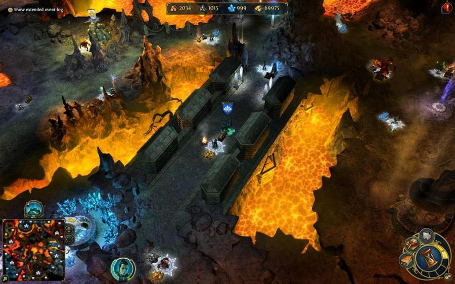 Might & Magic Heroes VI - Complete Edition Screenshot 2