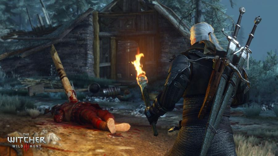 The Witcher 3 - Wild Hunt Screenshot 4