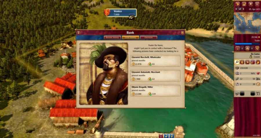 Rise of Venice Screenshot 4