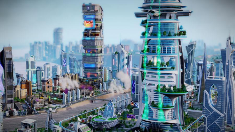 SimCity - Cities of Tomorrow (Addon) Screenshot 4
