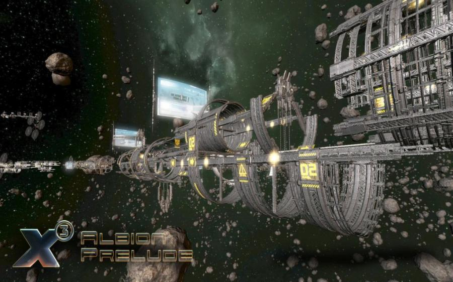 X3 - Terran War Pack Screenshot 7