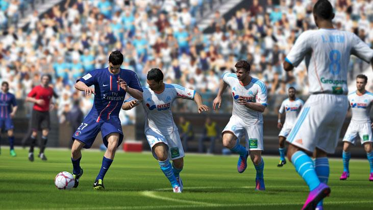 FIFA 14 - PS3 [DE] Screenshot 3