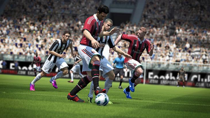 FIFA 14 - PS3 [DE] Screenshot 5