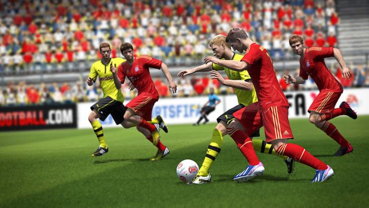 FIFA 14 - PS3 [DE] Screenshot 1
