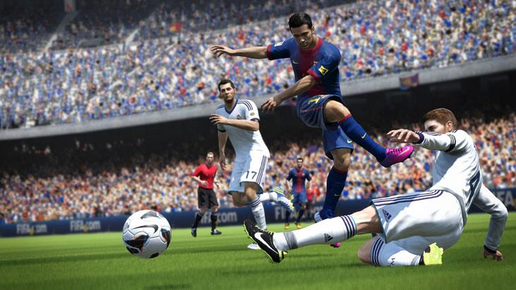 FIFA 14 - PS3 [DE] Screenshot 7