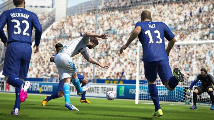 FIFA 14 - PS3 [DE] Screenshot 4