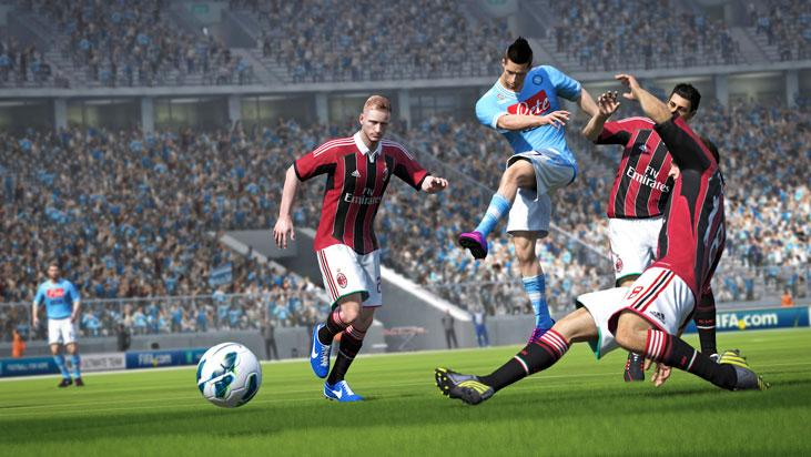 FIFA 14 - PS3 [DE] Screenshot 6