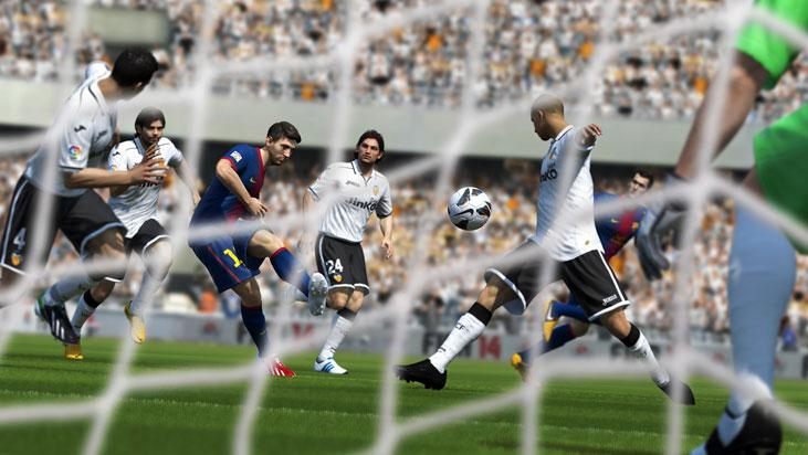FIFA 14 - PS3 [DE] Screenshot 8