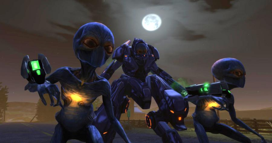 XCOM Enemy Unknown - Enemy Within (Addon) Screenshot 2