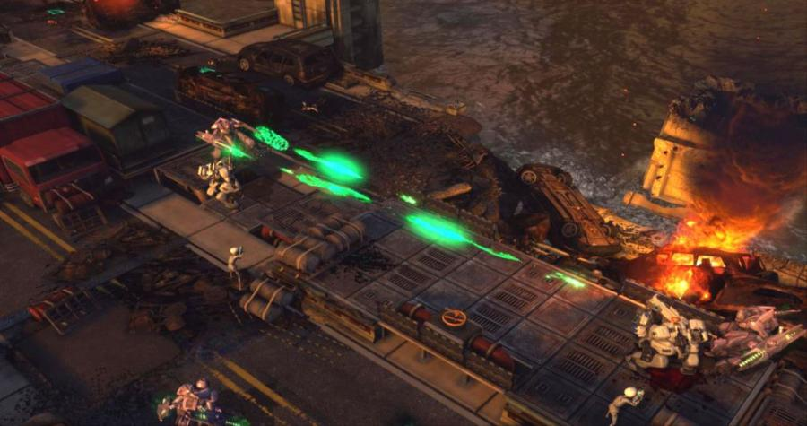 XCOM Enemy Unknown - Enemy Within (Addon) Screenshot 3