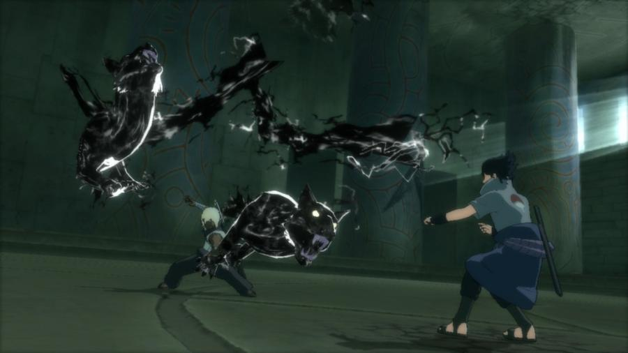 Naruto Shippuden - Ultimate Ninja Storm 3 Full Burst Screenshot 8