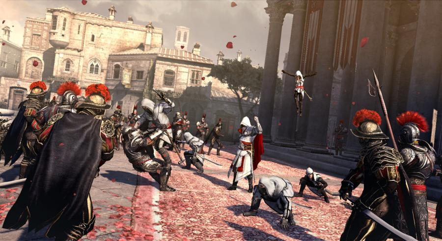 Assassin's Creed Brotherhood Screenshot 2