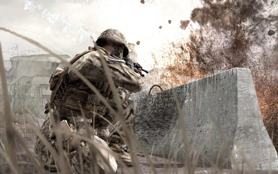 Call of Duty 4: Modern Warfare Screenshot 6