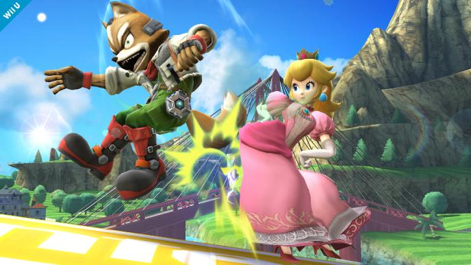Super Smash Bros - Wii U Download Code Screenshot 8