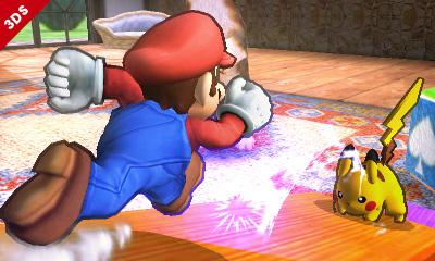 Super Smash Bros - 3DS Screenshot 6