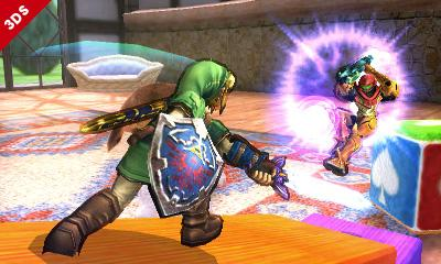 Super Smash Bros - 3DS Screenshot 5