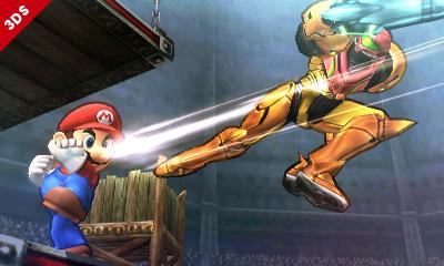 Super Smash Bros - 3DS Screenshot 1