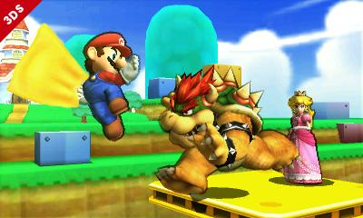 Super Smash Bros - 3DS Screenshot 4