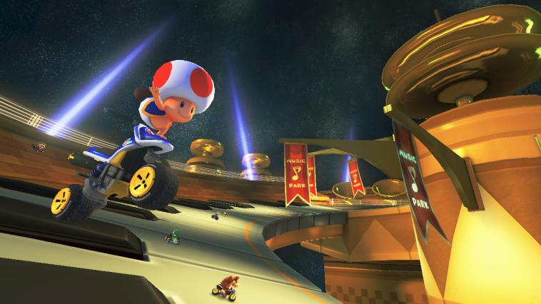 Mario Kart 8 - Wii U Download Code Screenshot 5