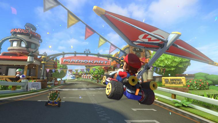 Mario Kart 8 - Wii U Download Code Screenshot 1