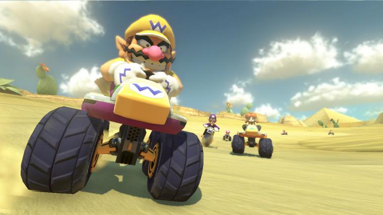 Mario Kart 8 - Wii U Download Code Screenshot 7