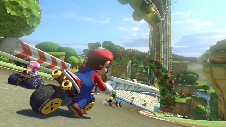 Mario Kart 8 - Wii U Download Code Screenshot 8