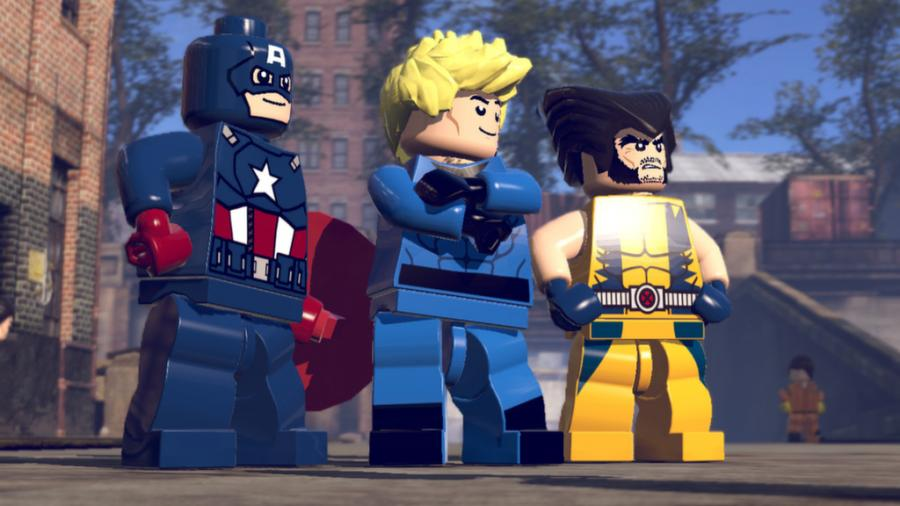 LEGO Marvel Super Heroes Screenshot 4