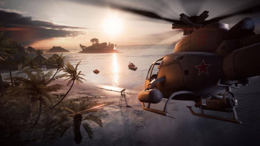 Battlefield 4 - Naval Strike DLC Screenshot 1