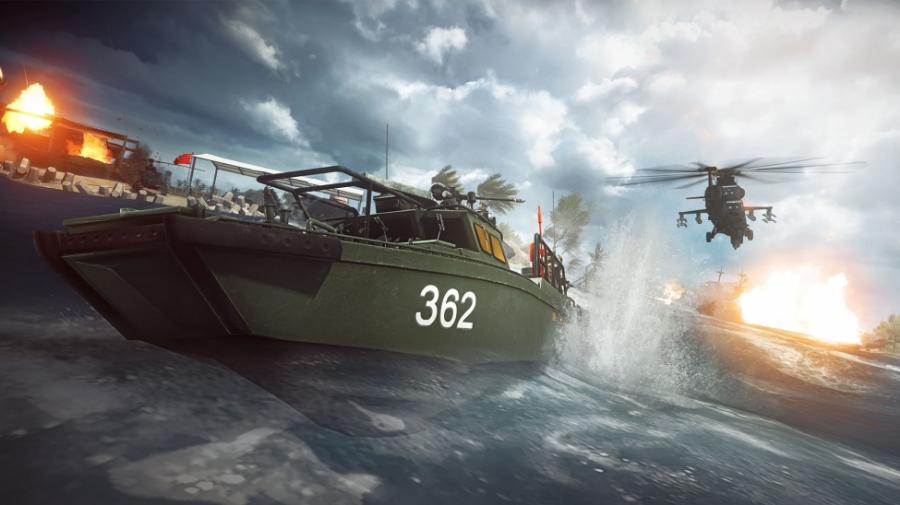Battlefield 4 - Naval Strike DLC Screenshot 3