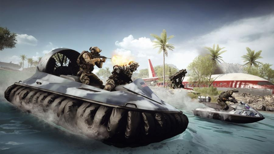 Battlefield 4 - Naval Strike DLC Screenshot 2