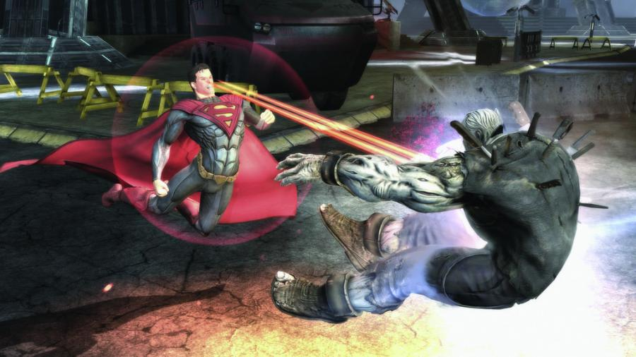 Injustice: Gods Among Us - Ultimate Edition Screenshot 1