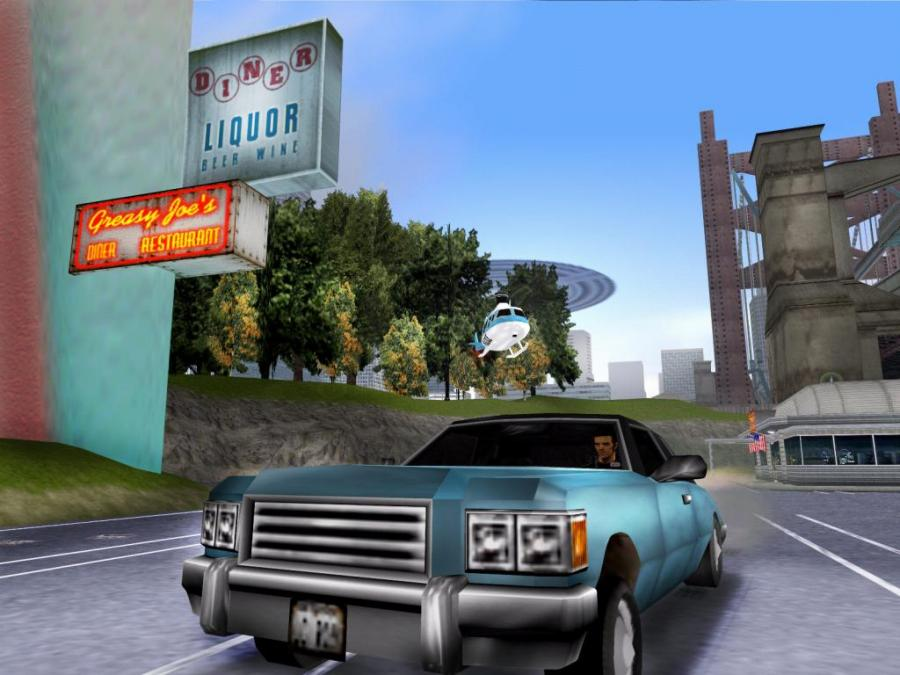 GTA 3 (Grand Theft Auto III) Screenshot 6