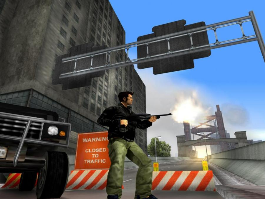 GTA 3 (Grand Theft Auto III) Screenshot 5