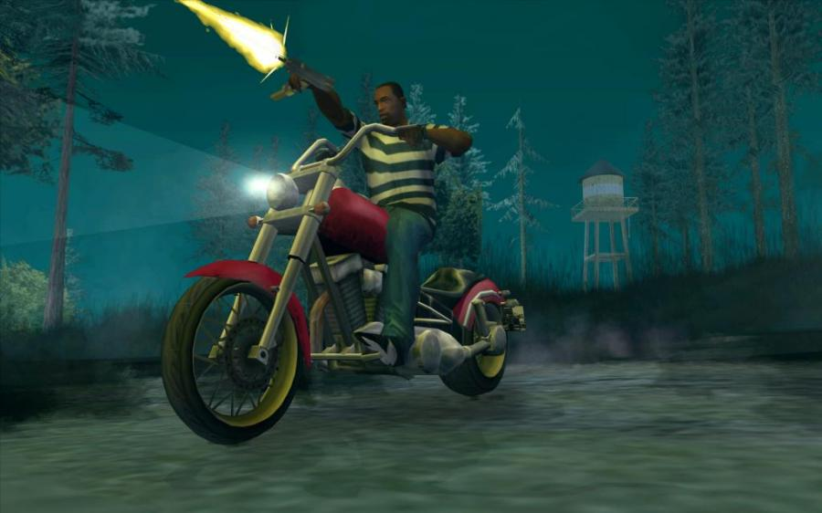 GTA San Andreas Screenshot 9